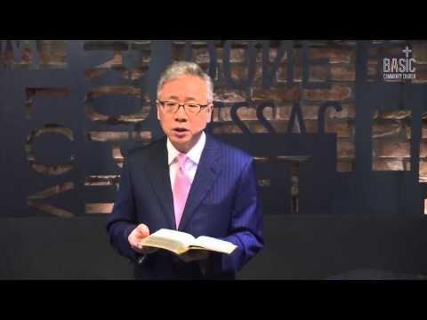 [BASIC CHURCH] Why Jesus Christ? (왜 예수인가?) 조정민 목사 - YouTube
