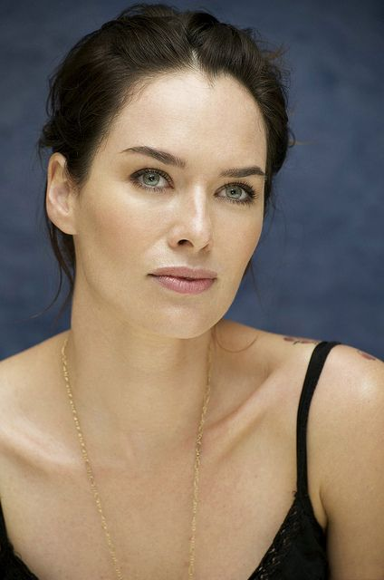 Lena Headey, she is more photogenic than videogenic, if you pass me this term, but indeed her grace is versatile