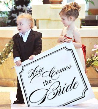 Wedding Ceremony Banners