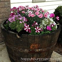 Hometalk :: Perfect for patios and small spaces, here are some tips for planning a…