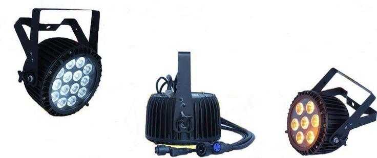 -Outdoor LED PAR Light-GuangZhou GuiTeng Opto Equipment Limited