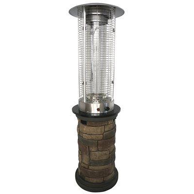 Bond Canyon Ridge 46,000 BTU Liquid Propane Induction Patio Heater