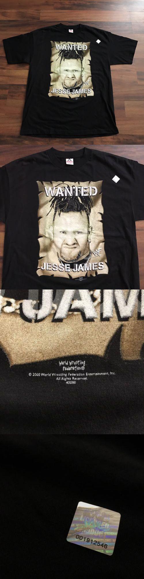 Wrestling 2902: Vintage Wwf Road Dogg Jesse James Shirt Shirt Mens Size Xl Wwe Dx -> BUY IT NOW ONLY: $30 on eBay!