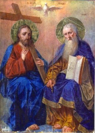 Xωρίς την Εκκλησία δεν ενεργεί το Άγιo Πνεύμα, αλλά ούτε και Εκκλησία υπάρχει και στέκεται χωρίς το Άγιο Πνεύμα.