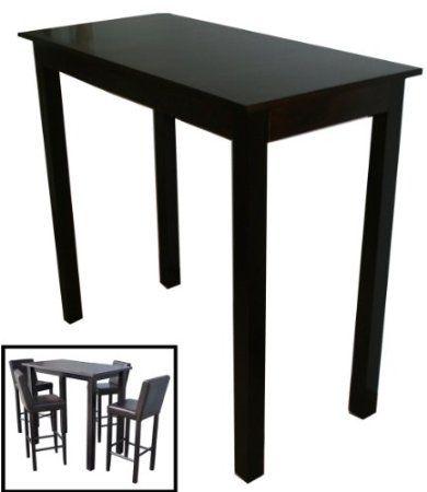ber ideen zu stehtisch holz auf pinterest lounge. Black Bedroom Furniture Sets. Home Design Ideas
