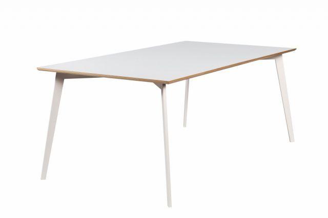 mobler-spisestuer-spisebord-utan-stolar-funkis-spisebord-hvit-laminat-borstet-stalben-p46738-borstet-stalben