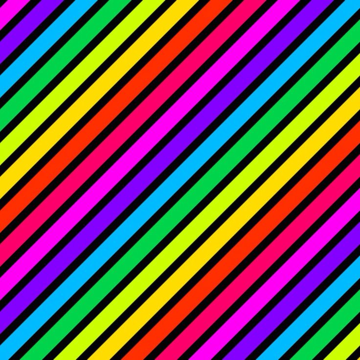Rainbow stripes amazing bright colored pics pinterest colors the o 39 jays and the rainbow for Rainbow color stripe watch