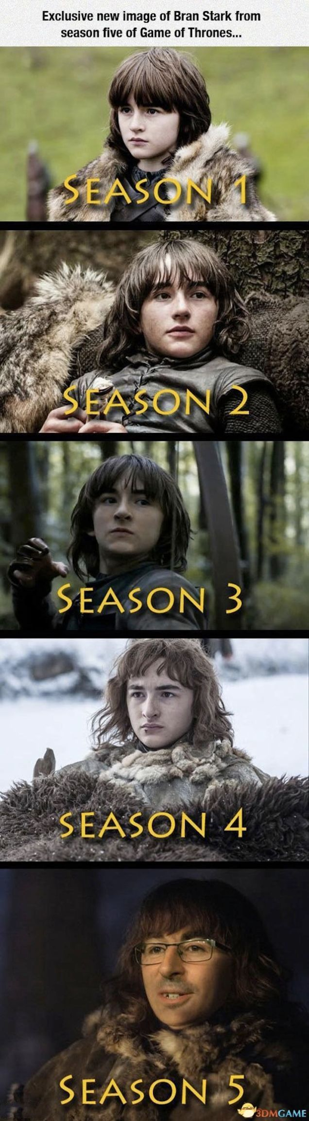 Game Of Thrones Season 5 Definitely Won't Have Bran, And Here's Why