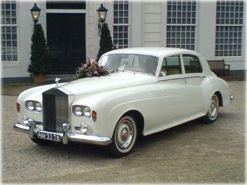 Rolls Rent - Silver Cloud III