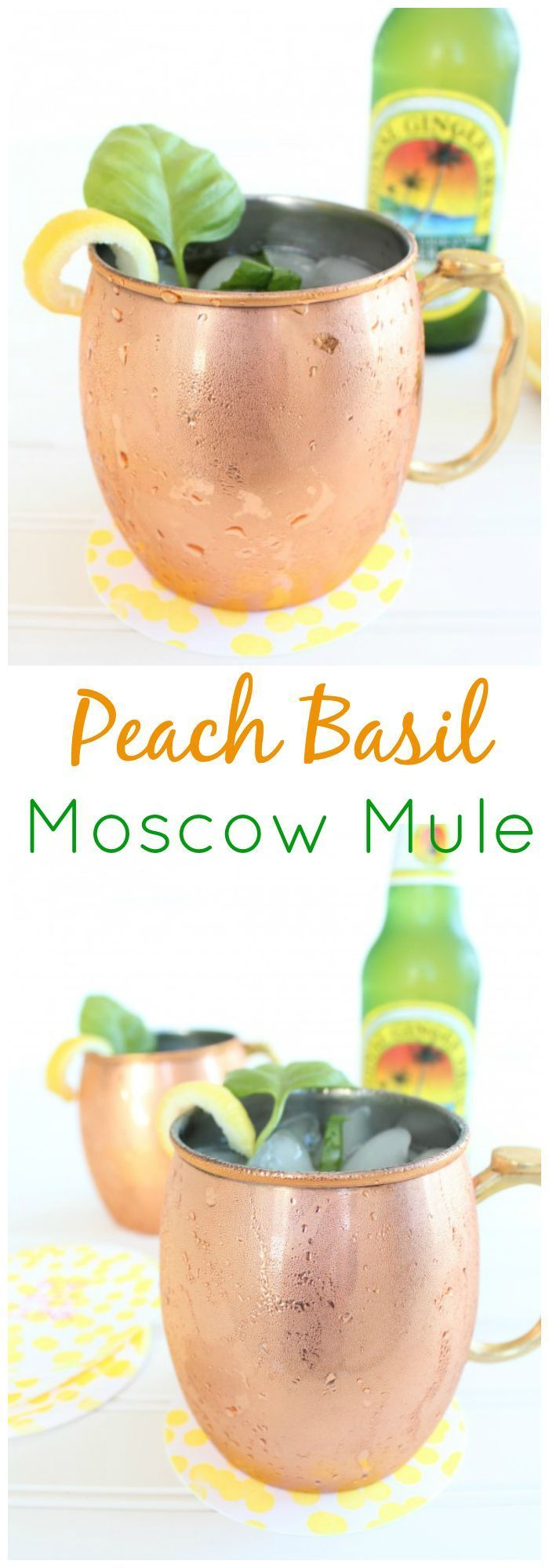 Grab a couple of #WorldMarket Moscow Mule Mugs and whip up this refreshing twist…