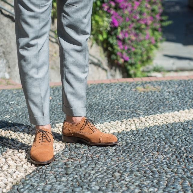 """""""Prosperity is full of friends."""" Euripides  Vivoeur, our #oxford in brown #suede leather available online at www.velasca.com. Link in profile to #shop.  #velascamilano #madeinitaly #shoes #shoesoftheday #shoesph #shoestagram #shoe #fashionable #mensfashion #menswear #gentlemen #mensshoes #shoegame #style #fashion #dapper #men #shoesforsale #shoesaddict #sprezzatura #dappermen #craftsmanship #handmade"""