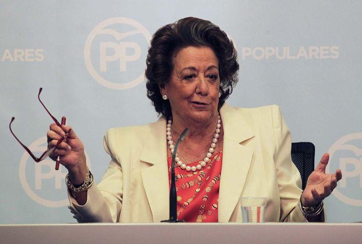 Murió Rita Barberá, histórica dirigente del PP investigada por la justicia - http://www.notiexpresscolor.com/2016/11/23/murio-rita-barbera-historica-dirigente-del-pp-investigada-por-la-justicia/