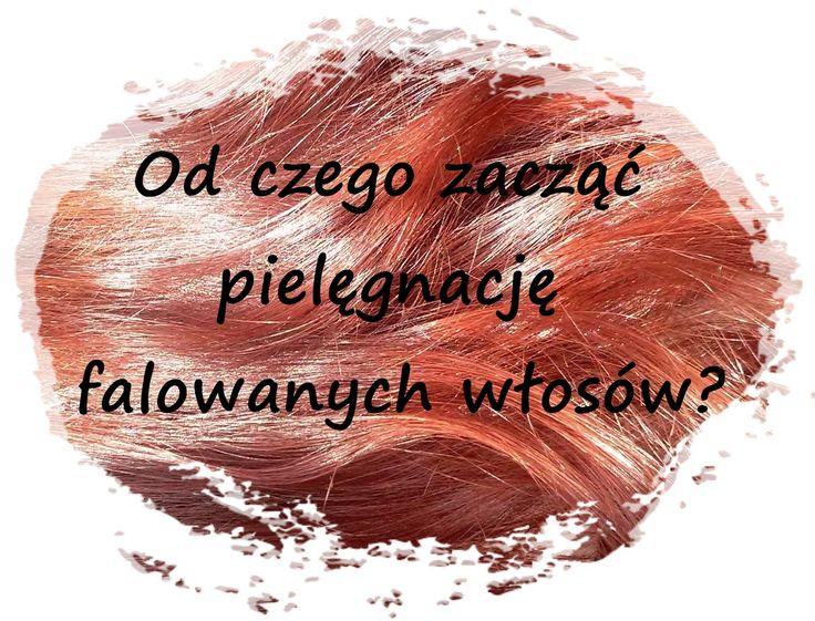 Witajcie Kochani ;)   Coraz częściej piszą do mnie osoby, które dopiero co odkryły falowaną stronę swoich włosów i nie wiedzą, od czego zac...