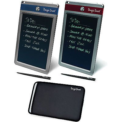 """Boogie Board Jot 8.5"""" LCD eWriter Electronic Notepad & Protective Sleeve"""
