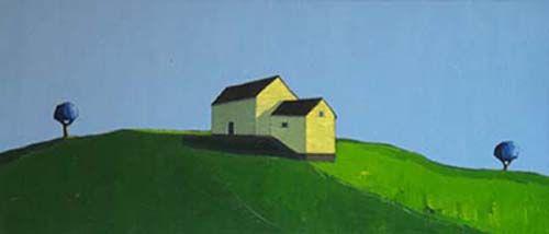 Scott Redden : Paintings : 2004-2006 : Untitled II