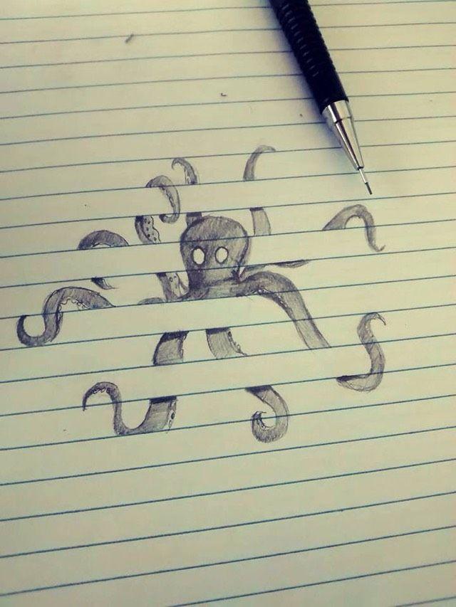 Pencil Art.. #Entertainment #Trusper #Tip