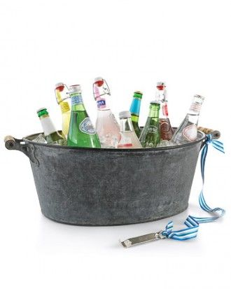 """See the """"Avoid a Bottleneck at the Bar"""" in our Outdoor Party Ideas gallery"""