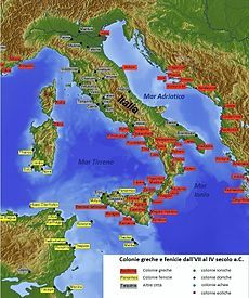 Magna Graecia - Wikipedia, the free encyclopedia