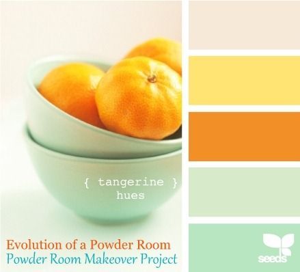 Pale Orange Kitchen 41 best orange & mint/aqua images on pinterest | color combos, for