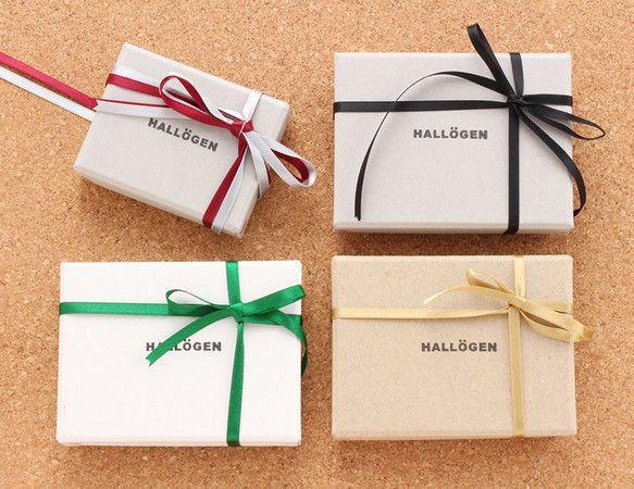 【3箱】 角留めギフトボックス (M) 76×103×22㎜ (クラフト紙の緩衝材付)  プレゼントや小物の収納に