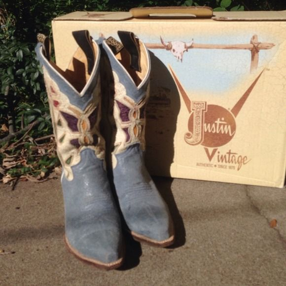 Justin Vintage Collection Boots 57