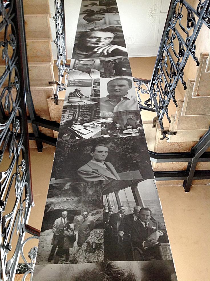 Successivamente (2002-2004) l'archivio si è arricchito grazie alla donazione da parte degli eredi Sereni