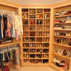 Dressing Room Ideas Shoe Closet