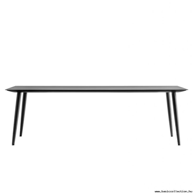 Babila table #basiccollection #table #black #wooden #simple #great