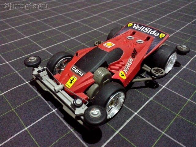 Tamiya 18032 - Crimson Glory (Ferrari)