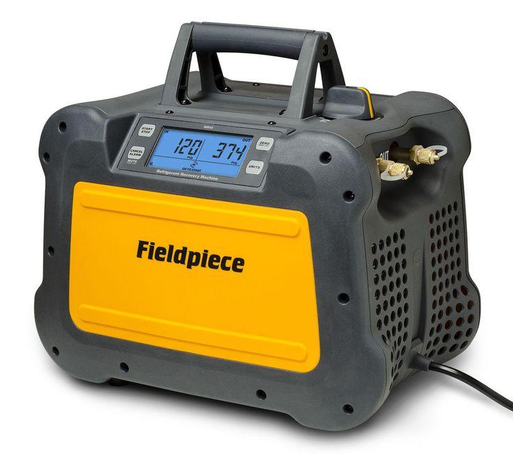Fieldpiece Mr45 Refrigerant Recovery Machine 872641003357