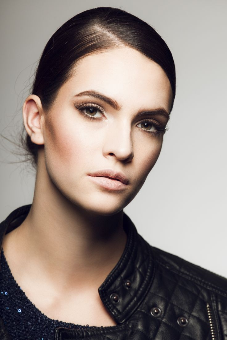 Anne-Sophie from Dulcedo Preview of Elena Wang's collection Make up: Mika Izekor #Dulcedo #Beautyshot
