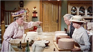 The Cakes in the old Disney movie Pollyanna--one of my favorites! This idea isn't going to make any sense to anyone but me.