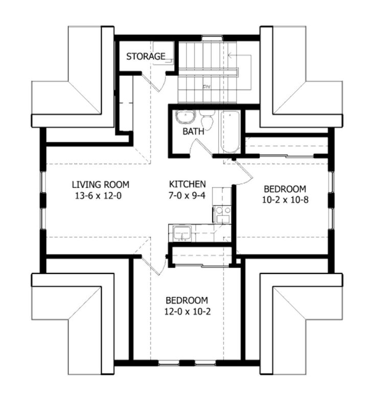44 best images about garage apartment on pinterest for House plans with craft room