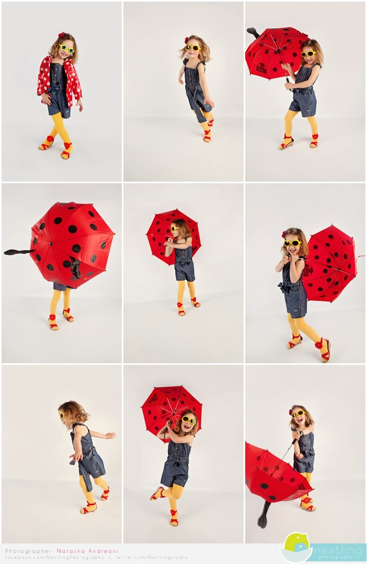 Children Umbrella Photography Toddler Photography Pinterest