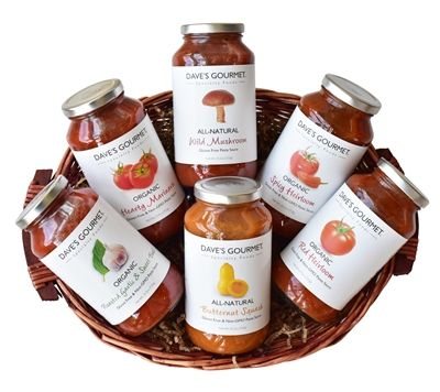 Perfect Pasta Sauce Gift for the Holidays!