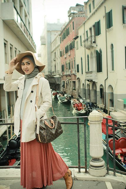 Venice Calling #modest-mode#modesty#modest#islamicfashion#islamic