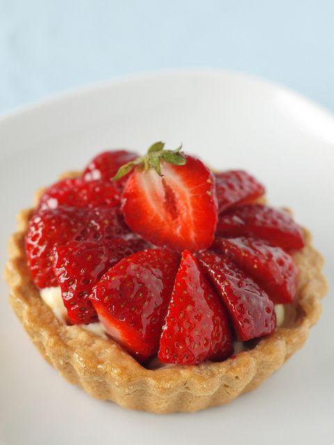Strawberry Tarts <3