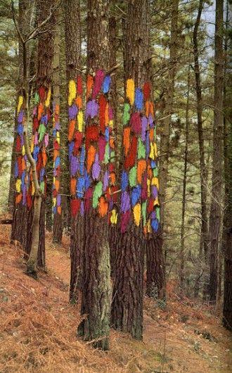 Bosque de Oma | Agustín Ibarrola