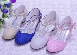 Resultado de imagen para zapatos de fiestas para niñas