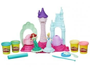Play-Doh Castelo das Princesas Disney - Hasbro
