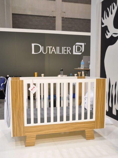 Dutailier Pomelo Crib