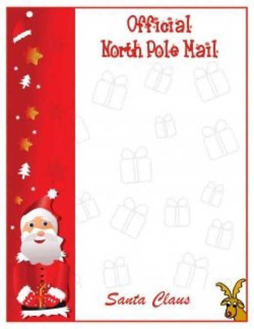 Best 25+ Santa reply letters ideas on Pinterest Santa address - christmas letter templates