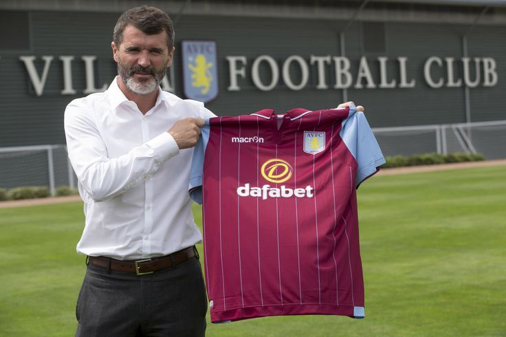 Aston Villa pictures: Roy Keane's first press conference as Villa number two - Birmingham Mail
