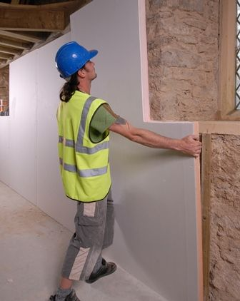 Internal wall insulation takes you a step towards having a warm (or cool) home and rises its thermal performance to a higher level.