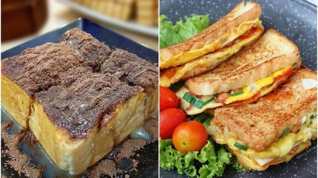 7 Resep Roti Bakar Teflon Aneka Topping Untuk Menu Sarapan Hingga Camilan Rasanya Kekinian Resep Resep Roti Makanan
