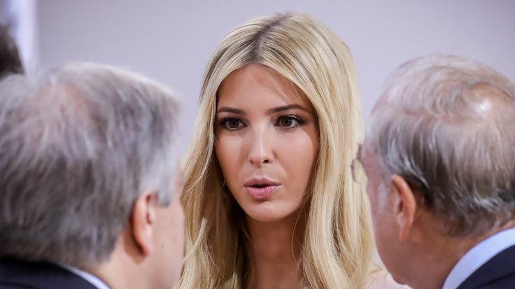 Affaire de famille : à la table du G20, Donald Trump se fait remplacer par sa fille Ivanka