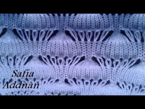 . Интересный узор, видео-МК. - Машинное вязание - Страна Мам | Машинное вязание | Постила
