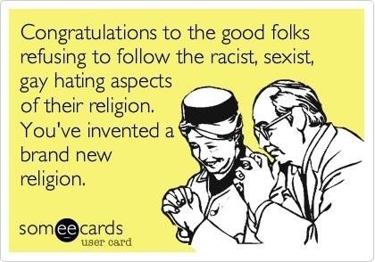 A new religion.