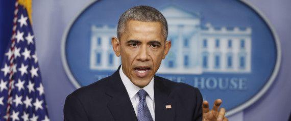 """Piratage de Sony: Obama déclare qu'un """"dictateur"""" n'a pas à """"imposer une censure"""" et promet de """"répondre"""" à la Corée du Nord"""