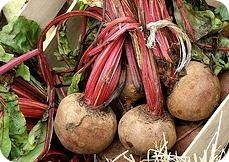 Beneficios de la remolacha roja